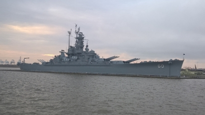 USS Alabama Battleship (BB-60)