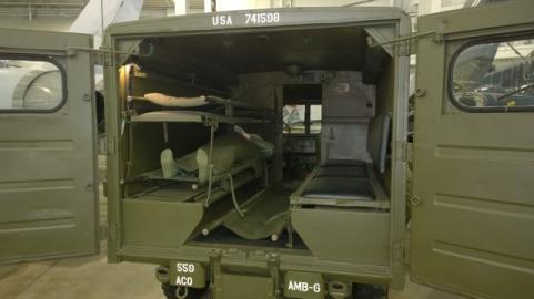 MASH truck used in Korea