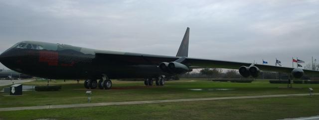B-52D Calamity Jane