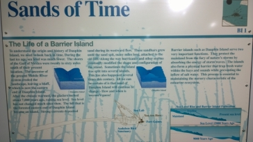 Dauphin Island creation