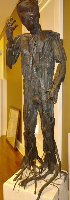 Live Oak Sculpture