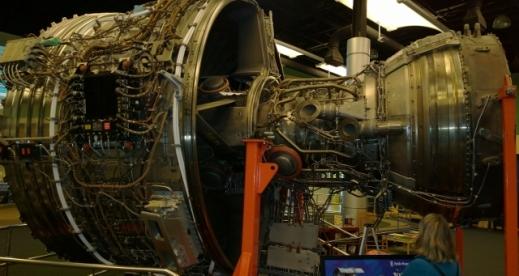 787 Dreamliner engine