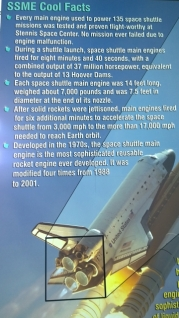 Shuttle Facts