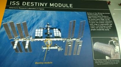 International Space Station - Destiny Module