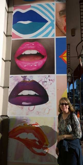 Lips on Canal Street