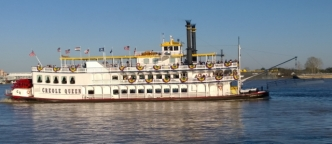 Old Mississippi Cruise boat