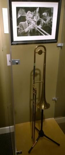 Kid Ory Trombone