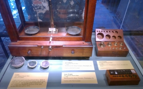 Assay Scale and Weights