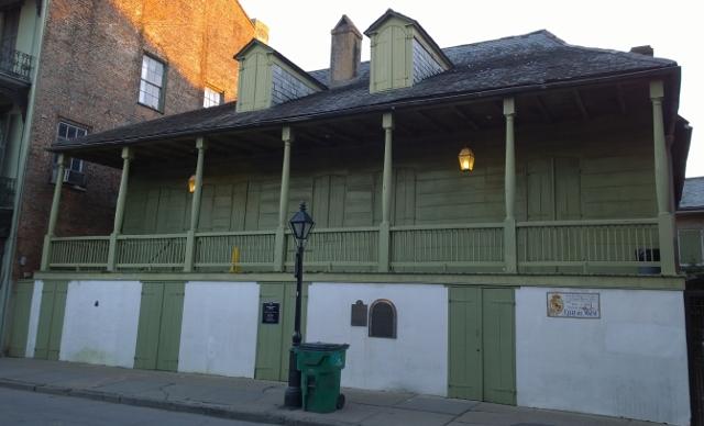Madamme John's Legacy house