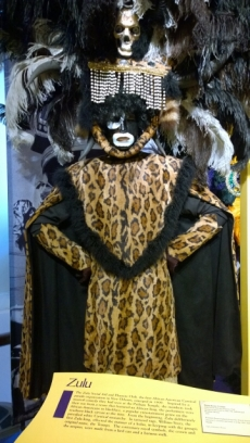 King Zulu Costume