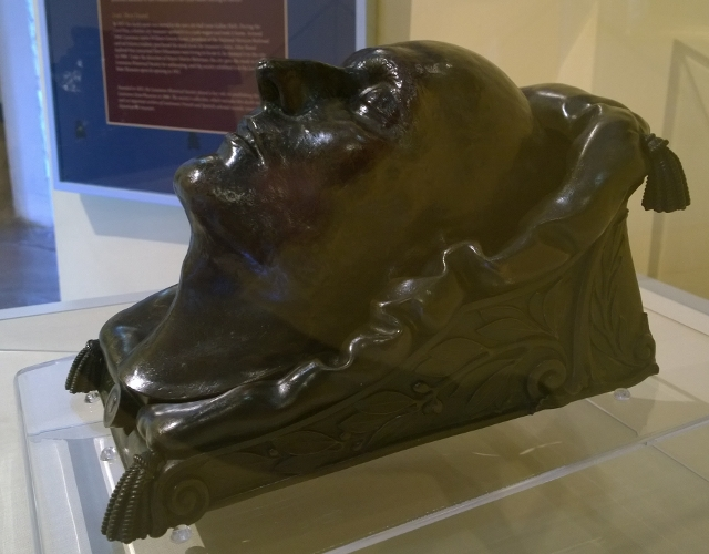 Naoplean Death Mask