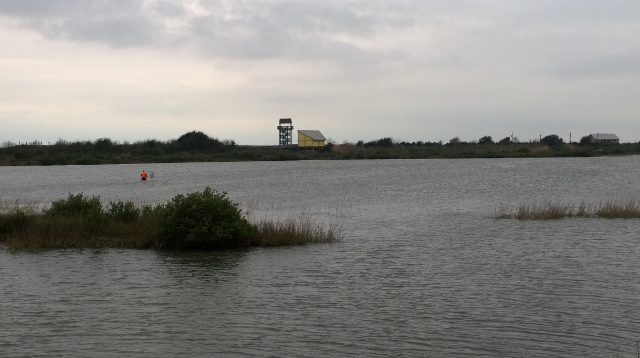Grand Isle lagoon
