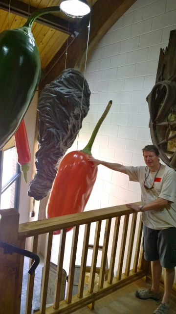 The Big Peppers
