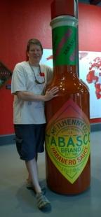 Joel's favourite - Habanero Sauce