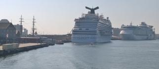 Galveston Harbour