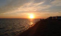 Sunset Goose Island SP