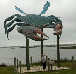 Rockport Blue Crab