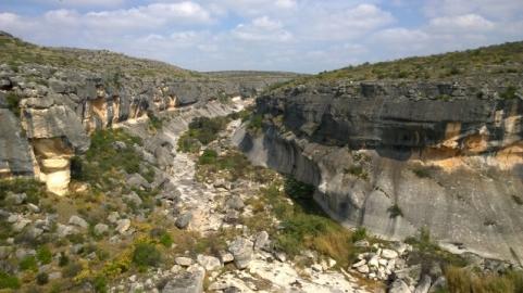 Presa Canyon