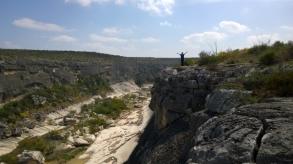 Seminole Canyon - no more water