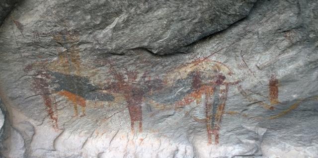 Native Ceremonial Dance