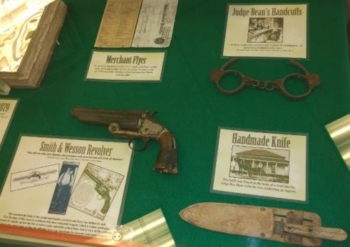 Judge Roy Bean's Revolver