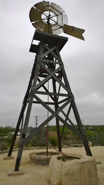 Eclipse Windmill