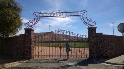 Kokernot Baseball Field