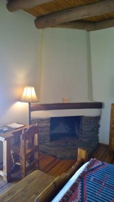 Indian Lodge Room