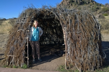 Wickiup Structure