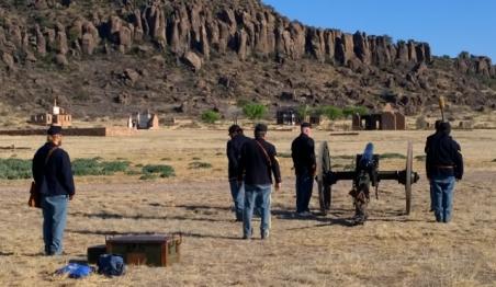 Cannon preparation
