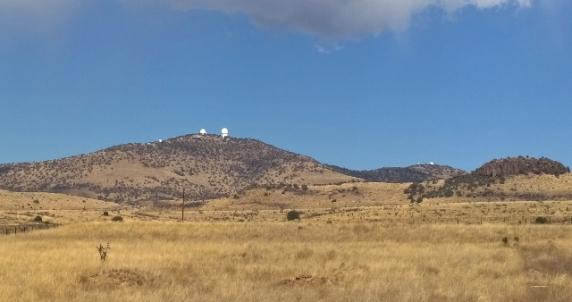 McDonald Observatory - Mount Locke