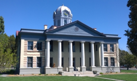 Fort Davis Courthouse