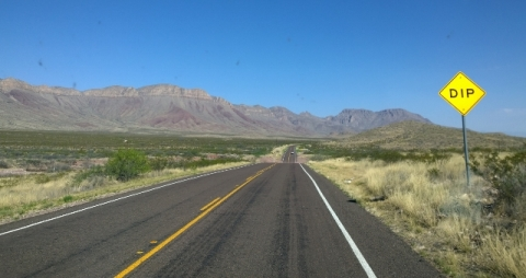 Apache Mountains