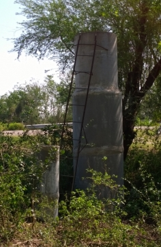 Irrigation Air Vent