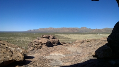 View from Cave Kiva