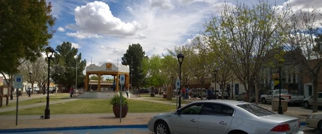Mesilla Square