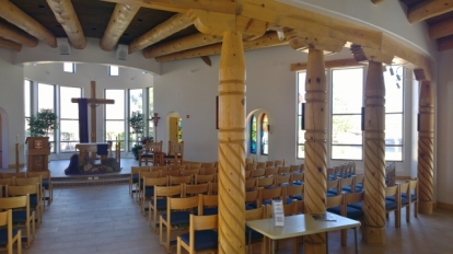 Holy Cross Retreat Chapel