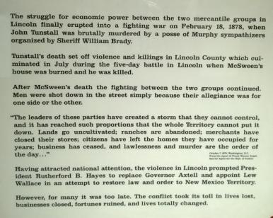 Lincoln County War