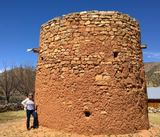 Torreon - built in 1850's - Protecttion for settlers from Apaches