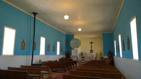 La Iglesia de San Juan-Bautista