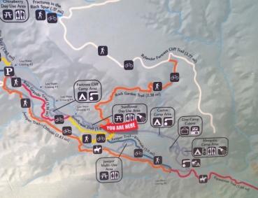Palo Duro Canyon Trails