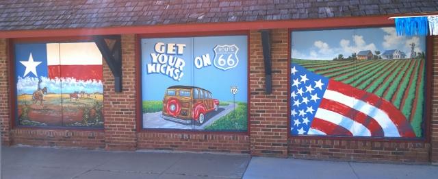 McLean murals