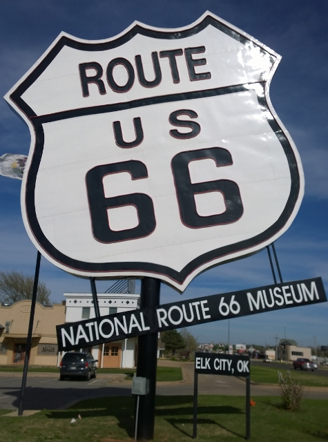National Route 66 Museum - Elk City
