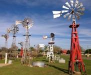 Old Style Windmills