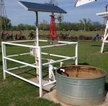 New Style Windmill - Solar Pump