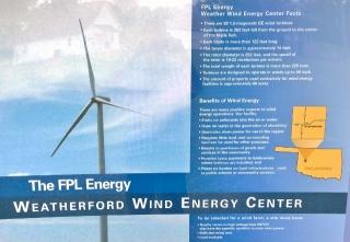 Wind Energy around Weatherford