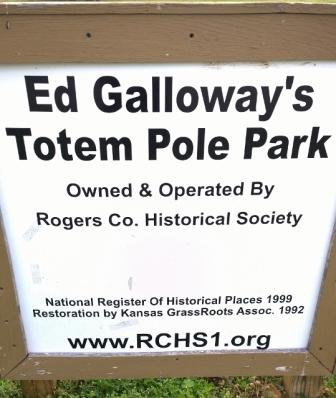 Totem Pole Park - Foyil