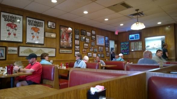 Clanton's Cafe - Vinita