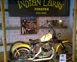 Famous Indian Larry's Bike