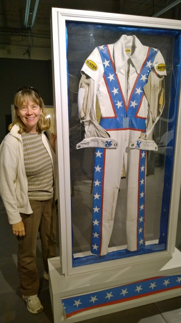 Evel's Suit